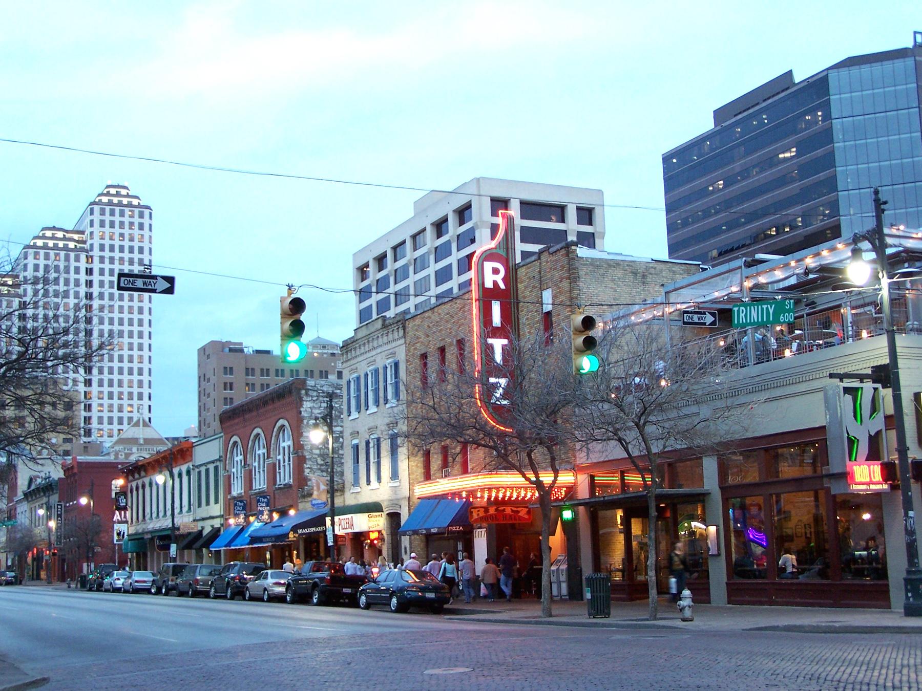 Where Austin startups work